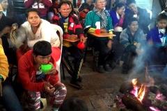 El Pueblo Nükak y su proceso organizativo ´Mauro Munu' en Silvia, Cauca. 28 de noviembre 2017.// The Nukak People and their organizational process ´Mauro Munu'. Silvia, Cauca. November 28, 2017.