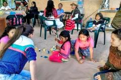 """Encuentro Nacional """"Mujeres Indígenas para la Vida, la Paz y la Armonía"""". 8 y 9 de octubre 2018. // """"Indigenous Women for Life, Peace and Harmony"""" Seminar. October, 2018."""