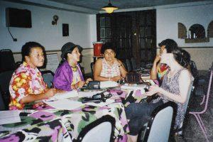 Mujeres indígenas de Colombia